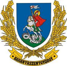 Baranyaszentgyörgy címere